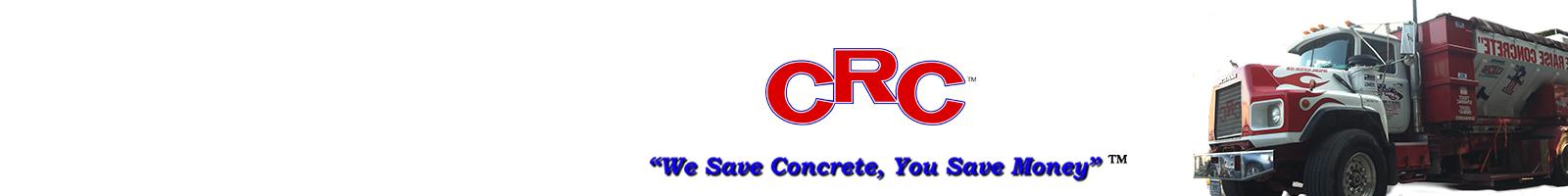 CRC | Concrete Raising Corporation